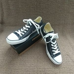 Men's Converse All Star Black Size 10